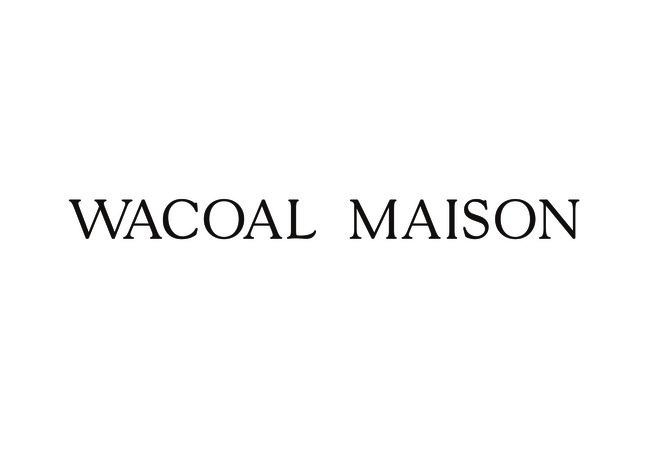 WACOAL MAISON ロゴ