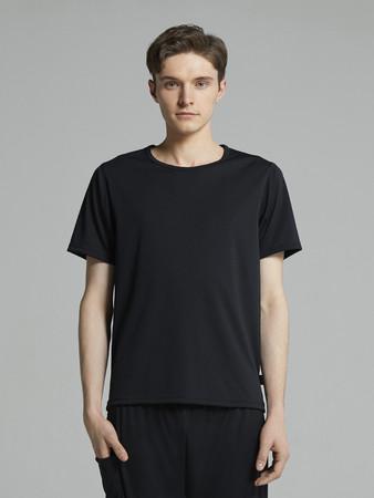 アンドリカバリー メンズシャツ(丸首3分袖)<一般医療機器>
