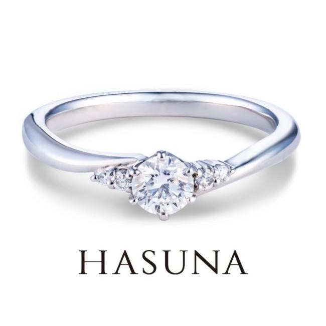 HASUNA エンゲージリング ER09