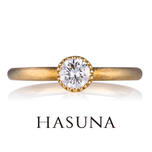 HASUNA エンゲージリング ER07