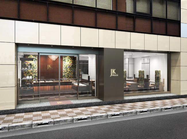 JKPlanet銀座2丁目店(HASUNA正規販売店)外観