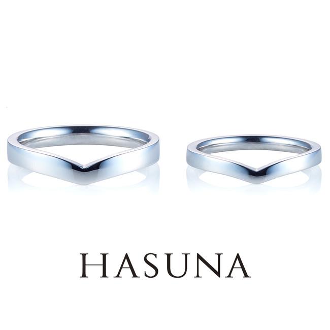 HASUNA マリッジリング MR28MR29