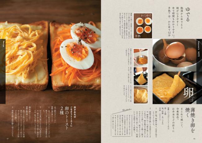 お弁当に便利な「冷凍薄焼き卵」