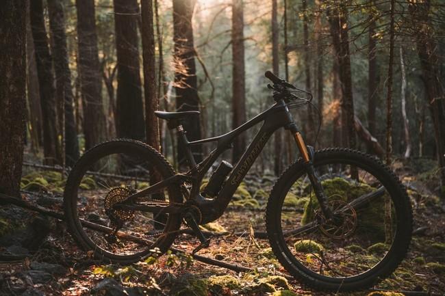 モーターが独自設計のTurbo Levo slは超軽量設計のため、ライドを存分に楽しめます。またe-Bikeに見えないスマートな見た目も実現しています。