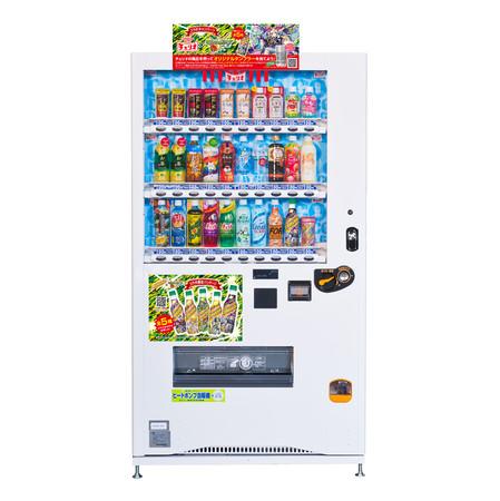チェリオ自動販売機
