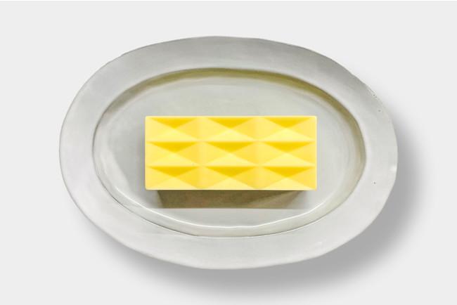 バターケーキの外観