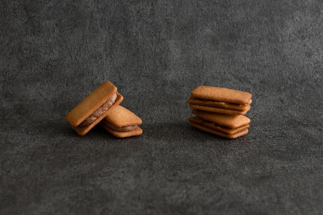 「ショコラ」(写真左)と、「トフィーナッツ」(写真右)