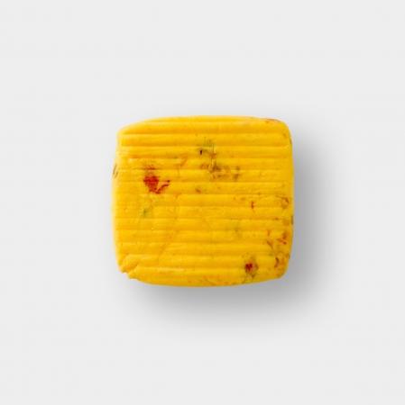 マンゴーの爽やかさとドライフルーツの濃厚な甘み「マンゴーフルーツパフェ」