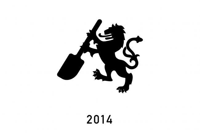 リブランドを図った2014年のロゴマーク
