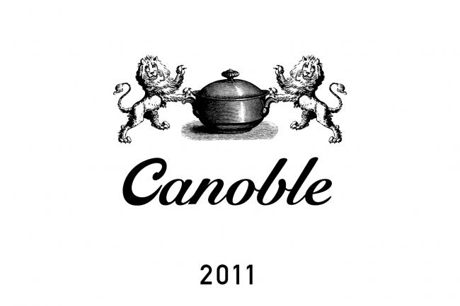 2011年のブランド設立当時のロゴマーク