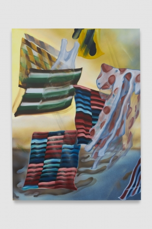 Nicholas Hatfull, Seven Seconds, 2019, 200×150 cm, photo by Benjamin Westoby