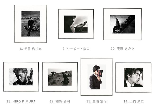 ※額装画像はイメージです。展示物とは仕様が異なる場合がございます。