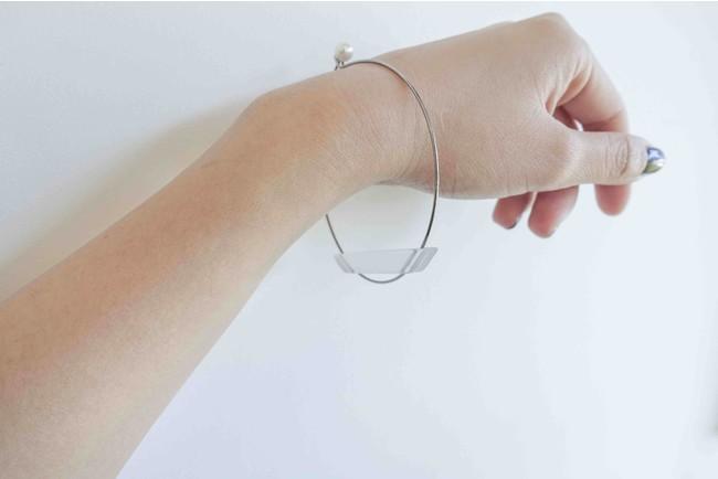 【sur】福井 眼鏡の端材を利用したアクセサリー