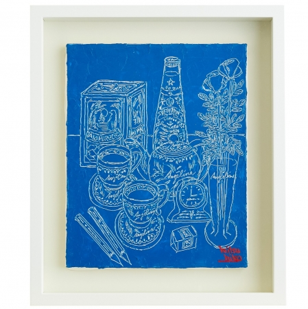 「Drawing」Blue A 55,000円(税込)