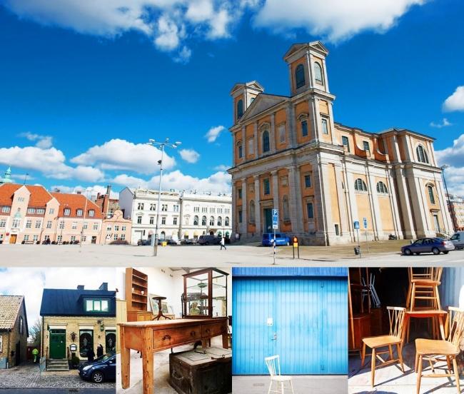 イデー】英国と北欧で買い付けたヴィンテージ家具とオブジェ約500点を ...