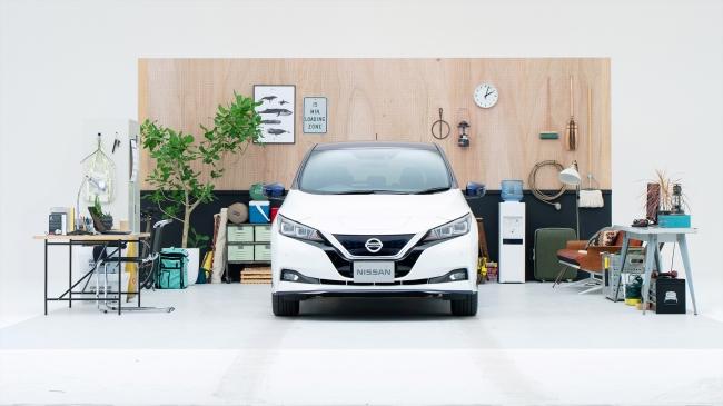 Nissan LEAF e+(リーフeプラス)