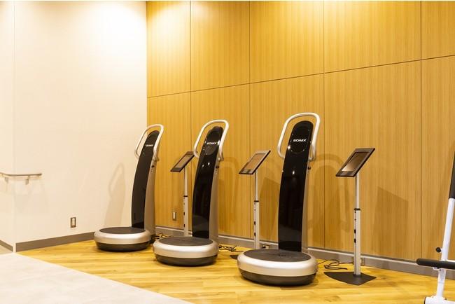 音波による次世代振動マシン「SONIX」