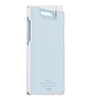 ▲Sigfox通信対応カード型デバイス