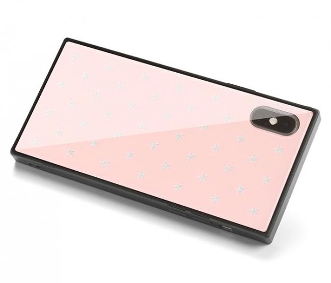 表面硬度9H厚さ0.8mmの強化ガラスを背面に使用