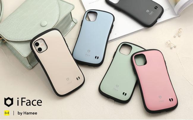 大人気スマホケース「iFace」より、トレンドのくすみカラーを施したiPhone 11/iPhone 11 Pro対応ケースが新発売!|Hameeのプレスリリース