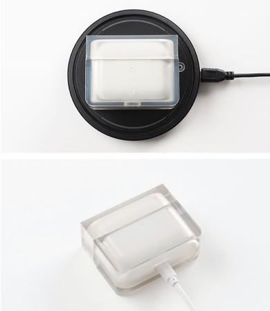 ワイヤレス充電(Qi規格)対応