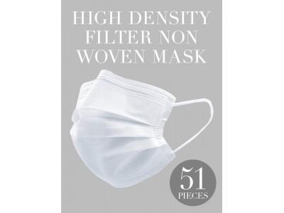 レディースファッション通販サイト、fifth[フィフス]  社会貢献の一環としてマスクの再販売開始。収益の一部を寄付。