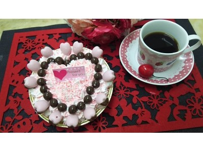 【JAF岐阜】バレンタインデーをさらに盛り上げるケーキ&クッキー作り教室を開催!