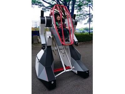 【JAF愛知】瀬戸蔵ロボットアカデミー「春休みロボットフェスタ」にJAFブースを出展、子ども安全免許証を発行します
