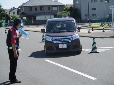 【JAF三重】50歳以上を対象とした体験型安全運転実技講習会を開催します!