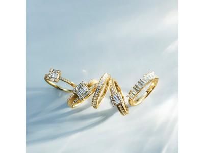 ベルシオラ スペシャリティなダイヤモンドリングの新作が登場