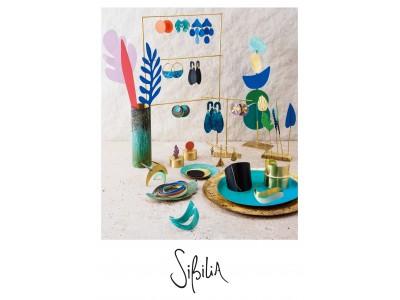 """アガット 青山本店にて色彩豊かで独創的なデザインの """"SiBiliA"""" ポップアップイベント開催"""