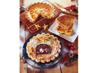 クリスマスディナーにぴったりなスイートパイ&セイボリーパイが勢揃い!「The Pie Hole Los Angeles」渋谷ヒカリエに期間限定出店