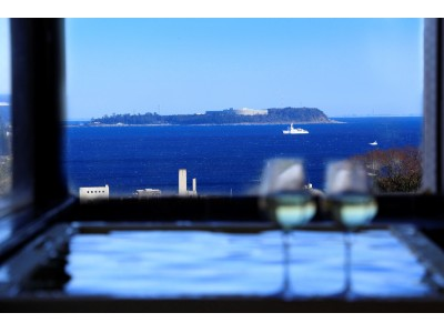 伊東オレンジビーチ海の家×温泉旅館コラボ 美食温泉と海水浴の両方を愉しむ