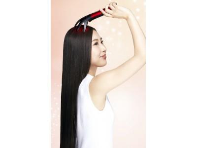 <アデランス×シャープ コラボ商品第2弾>『HairRepro SCALP LED EX(ヘアリプロ スカルプ エルイーディー イーエックス)』
