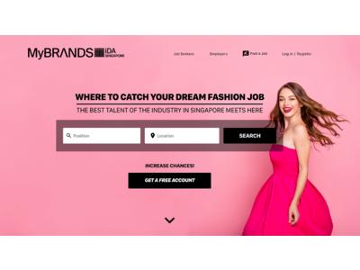 シンガポールで初となるファッション・コスメ業界の転職サイトMyBRANDS SG(マイブランズ シンガポール)を9月4日に現地向けにオープン