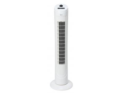 空気清浄ができるタワーファン「ROOMMATE(R) イオニシモ(R)搭載空気清浄タワーファンEB-RM7500G」発売