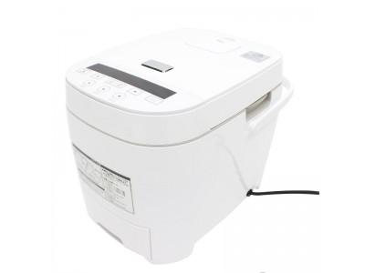 炊いたお米の糖質を1/3カットしてくれるヘルシー炊飯と通常の炊飯ができる「ROOMMATE(R)糖質ダイエット炊飯器 RM-69H」を発売