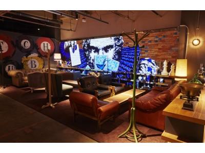 上質な大人の遊び場アミューズメントバーラウンジ「PITCH CLUB」4月5日横浜駅直通、複合型エンタメビル「アソビル」に誕生!