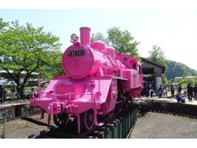 今年も鳥取に恋の季節がやってきた!5月1日は「恋の日」(51=こい) 県内がピンク一色に染まる!