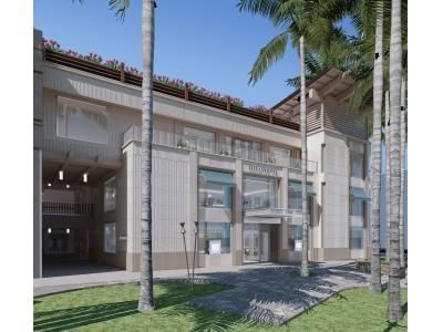 ティファニー、ハワイのロイヤル・ハワイアン・センターに新店舗をオープン