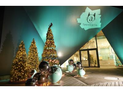 ティファニーが贈る2020年ホリデーキャンペーン『Tiffany Holiday Favorites』が、ティファニー@キャットストリートでも開始