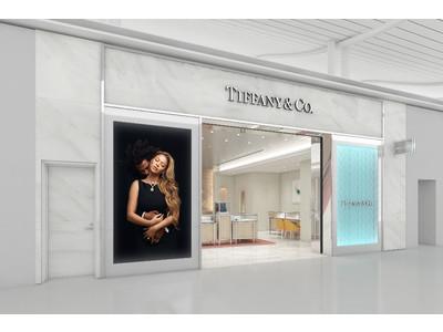 ティファニー、「ティファニー 関西国際空港店」をリニューアルオープン