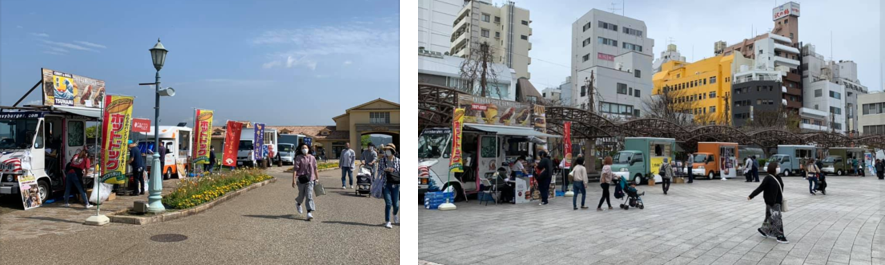 2021年10月~YOKOSUKAモビリティマルシェ(モビマル)が開催決定!