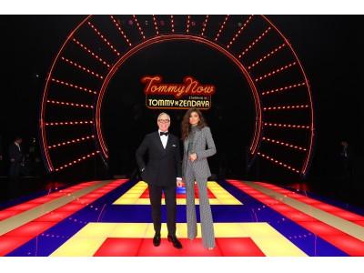 """トミー ヒルフィガーが、SPRING 2019 TOMMYNOW""""SEE NOW BUY NOW""""ランウェイイベントをパリで開催"""