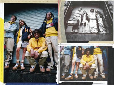 トミー ヒルフィガーとティンバーランドが90年代のヘリテージを称える2021 FALL TOMMYXTIMBERLANDコレクションを発売