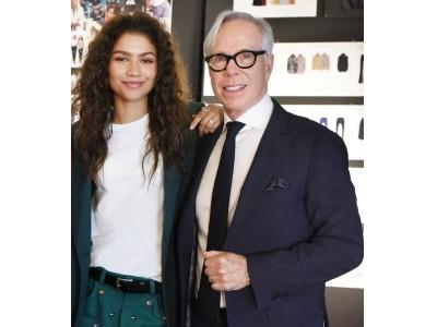 トミー ヒルフィガーは、新しいウィメンズのグローバルアンバサダーとして、またTOMMYXZENDAYAコレクションの共同デザイナーとしてZENDAYAを迎えたことを発表