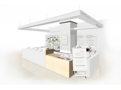 「White atelier BY CONVERSE(ホワイトアトリエ バイ コンバース)」期間限定POP-UP STOREを横浜、大阪、京都、福岡にてオープン