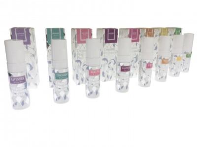 100%ナチュラル&オーガニック素材で作る甘くて美味しい香りのアロマグレグランス新発売。