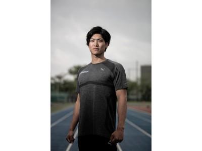 プーマ(R)が増野元太選手との契約を発表