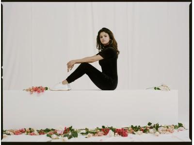 プーマ(R)がセレーナ・ゴメスとの初のコラボレーションコレクションを発表